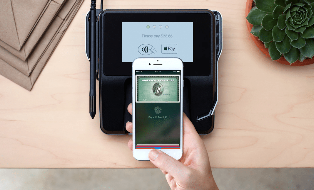 Apple Pay Fortuneo - illustration