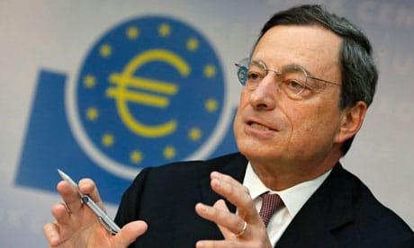 BCE-Mario Draghi-euro