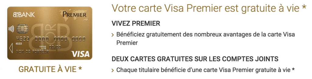 BforBank carte visa