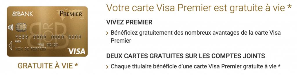 BforBank carte visa