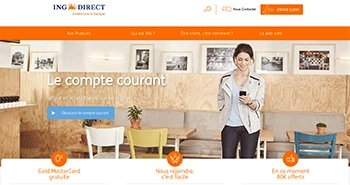ING Direct avis home