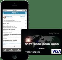 Carte Bancaire Prepayee Avis.Anytime Avis Carte Bancaire Prepayee Compte Sans Banque