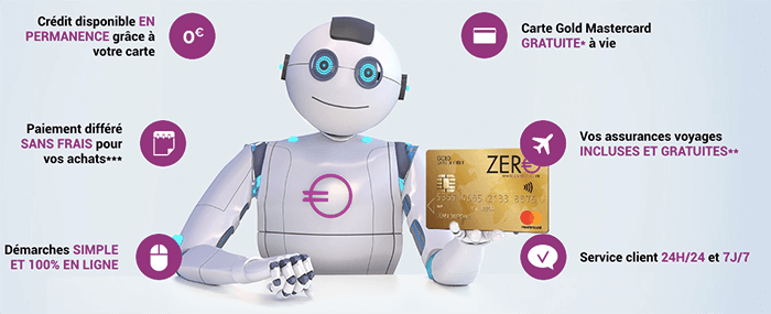 Carte Bancaire Gratuite Zero.Carte Zero Avis Que Faut Il Penser De La Carte Zero
