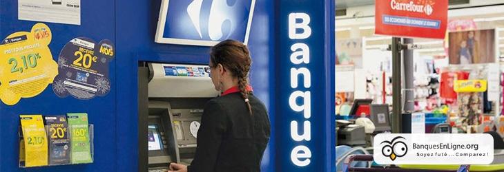 carrefour banque - banniere