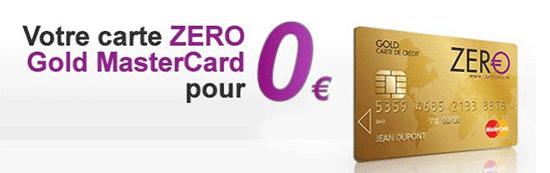 tarif carte zero
