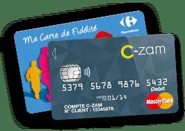 C zam le nouveau compte de carrefour banque est il int ressant - Plafond retrait carte pass mastercard ...