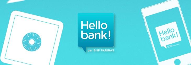 hello bank banniere