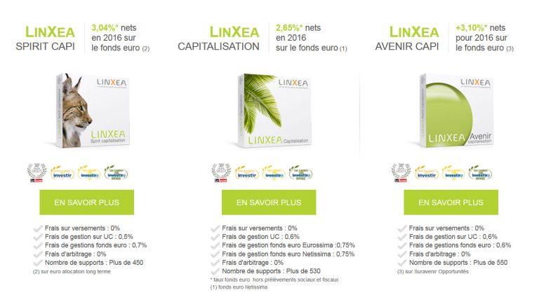 LinXea-spirit-capi-capitalisation-avenir-capi