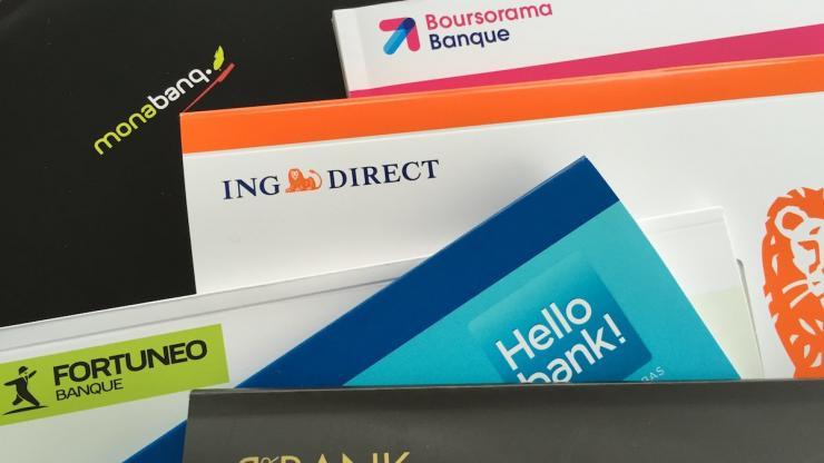 marché des banques en ligne - low-cost