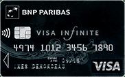 visa infinite bnp
